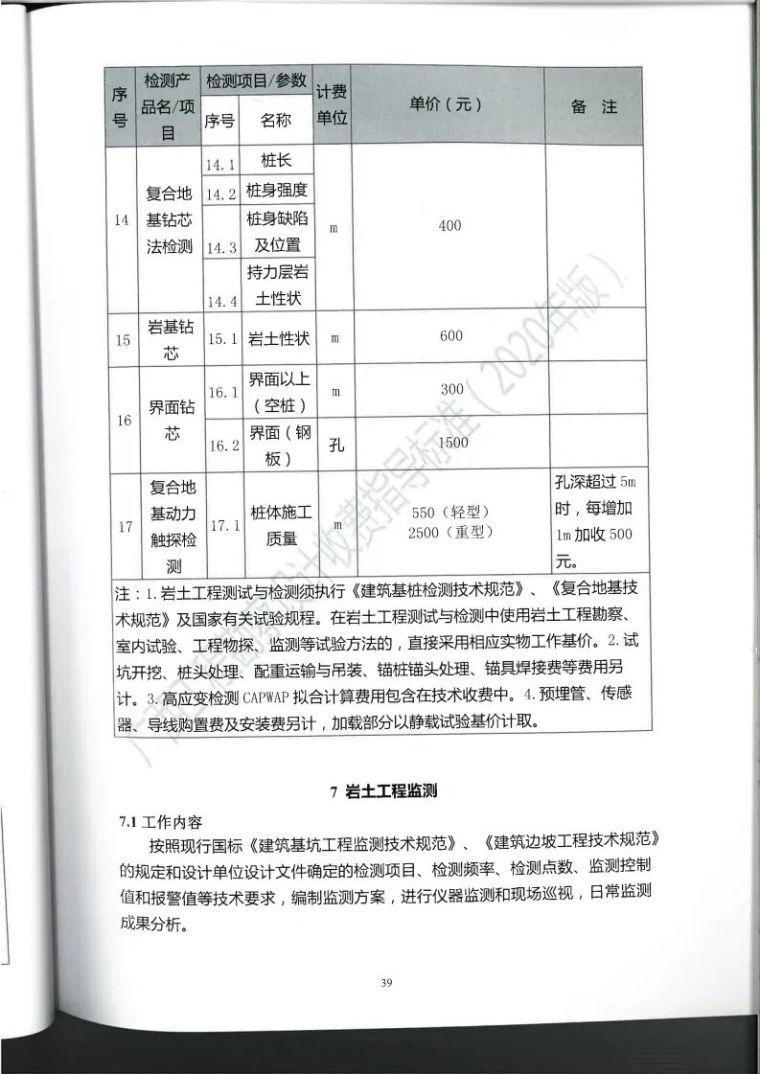 广西勘察设计收费指导标准更新版,建议收藏_50