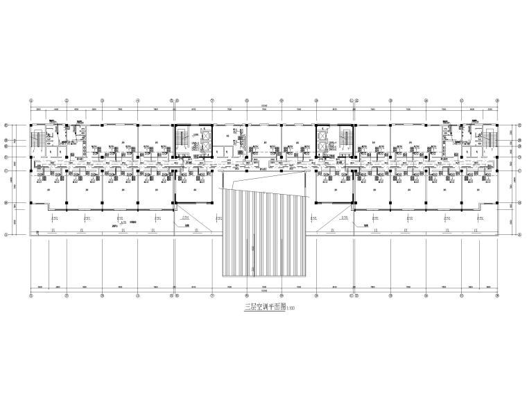 九层行政中心暖通施工图_2