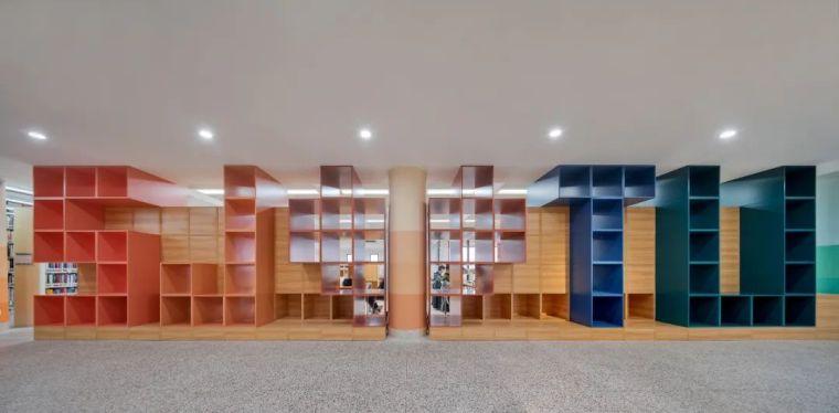 新作|上海交大包玉刚图书馆空间改造_36