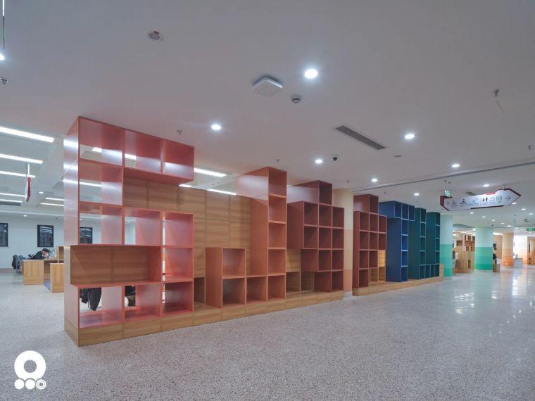 新作|上海交大包玉刚图书馆空间改造_43