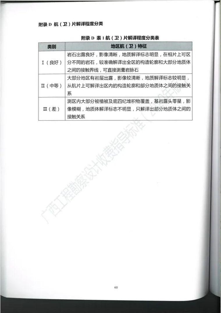广西勘察设计收费指导标准更新版,建议收藏_71