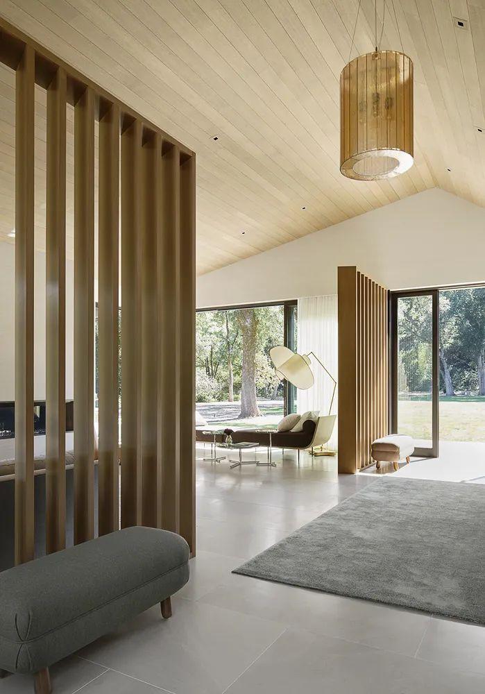享受住宅乃至整个场地-橡树林住宅_10