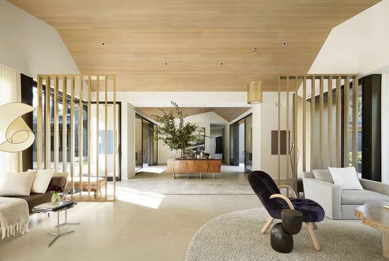 享受住宅乃至整个场地-橡树林住宅_11