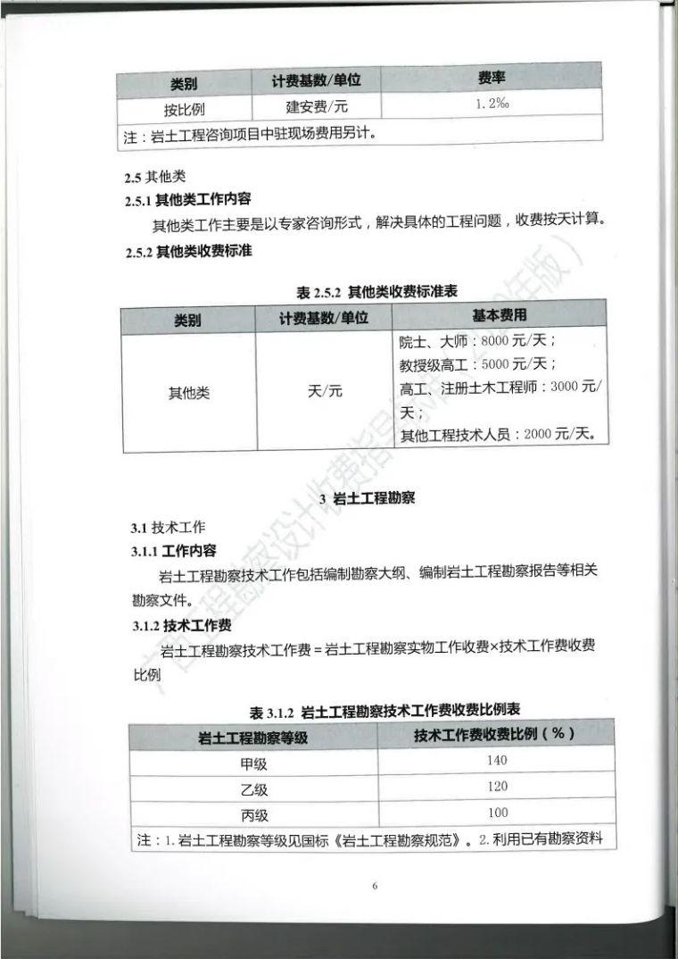 广西勘察设计收费指导标准更新版,建议收藏_19