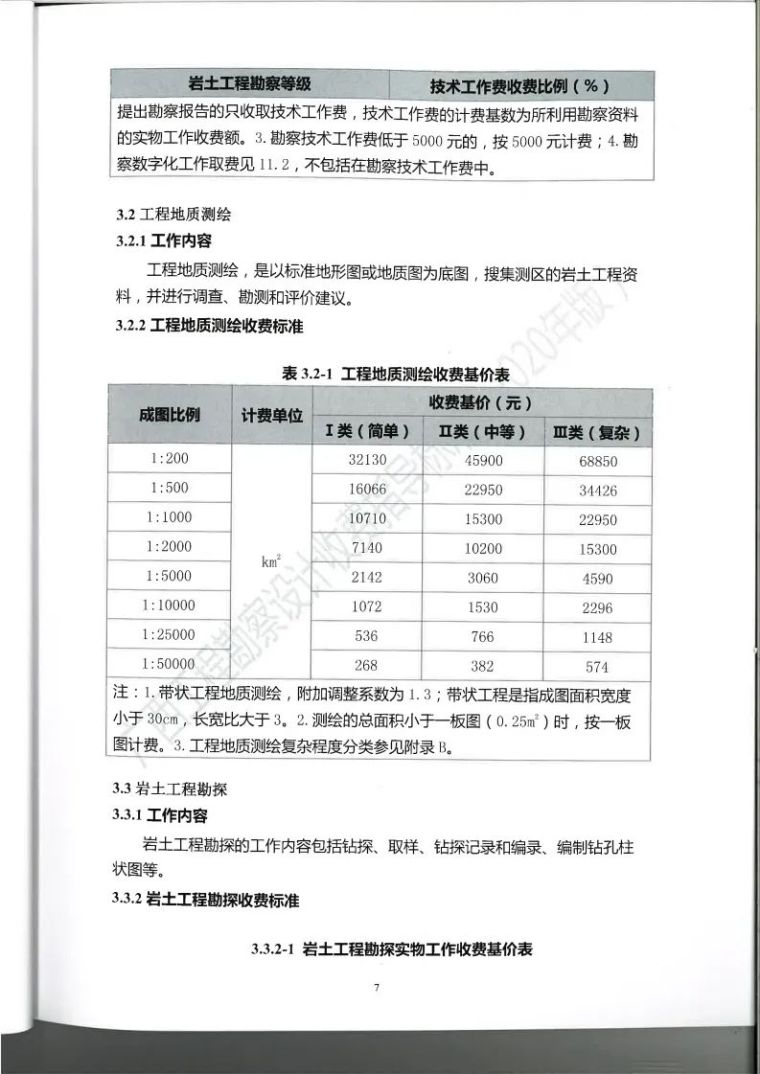 广西勘察设计收费指导标准更新版,建议收藏_20