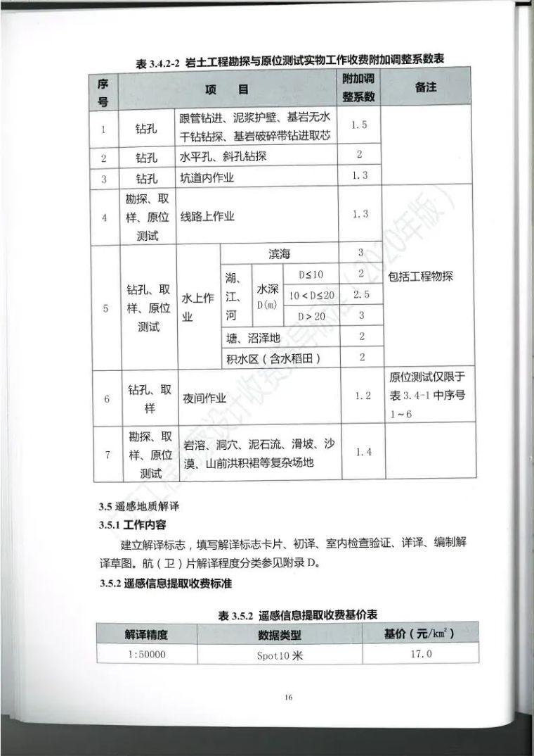 广西勘察设计收费指导标准更新版,建议收藏_29