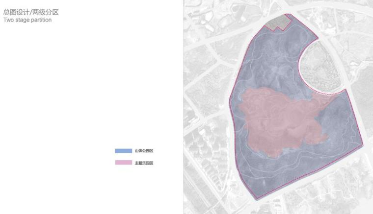[湖北]现代运动旅游小镇山体公园设计方案_8