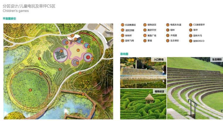 [湖北]现代运动旅游小镇山体公园设计方案_5