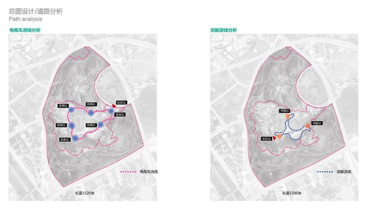 [湖北]现代运动旅游小镇山体公园设计方案_4