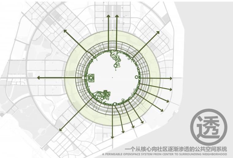 [上海]现代风格滴水湖公园景观概念方案设计_4