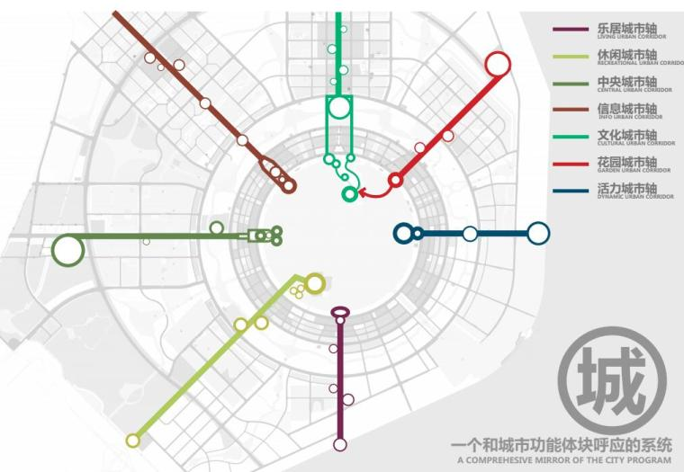 [上海]现代风格滴水湖公园景观概念方案设计_11