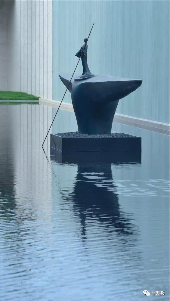 当下最流行的60款景观雕塑,原来是这样的哦_52