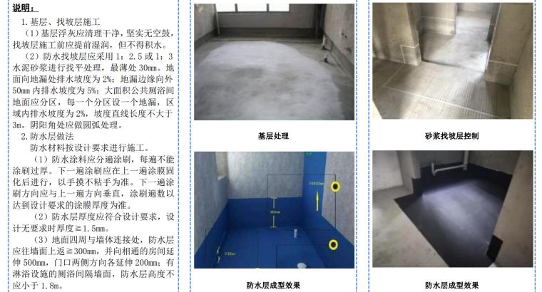 [安徽]国企施工技术质量工艺标准图集2019_2