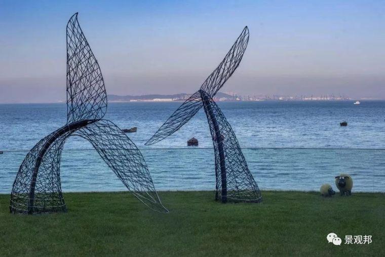 当下最流行的60款景观雕塑,原来是这样的哦_76