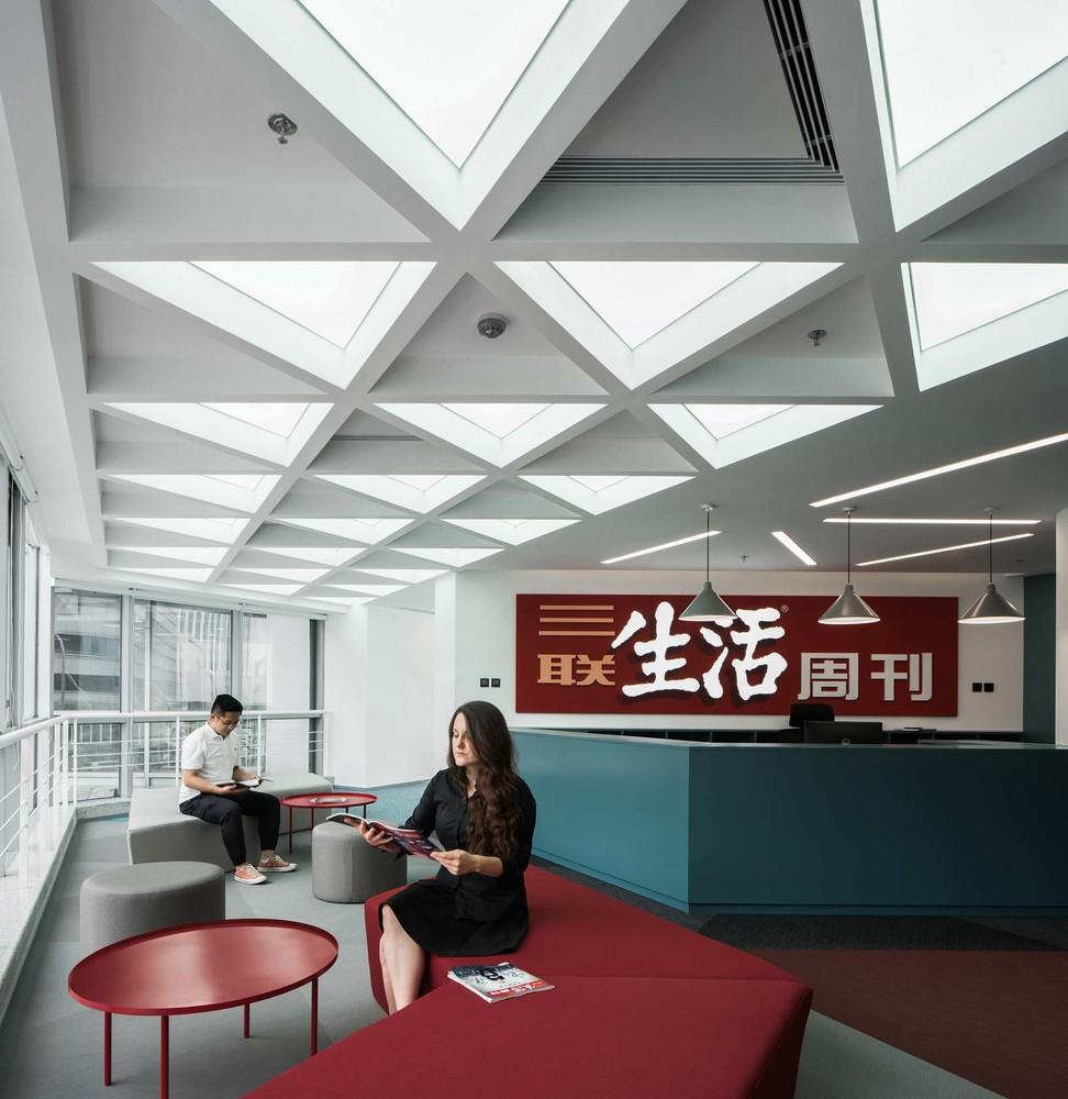 北京三聯生活傳媒公司辦公室_2