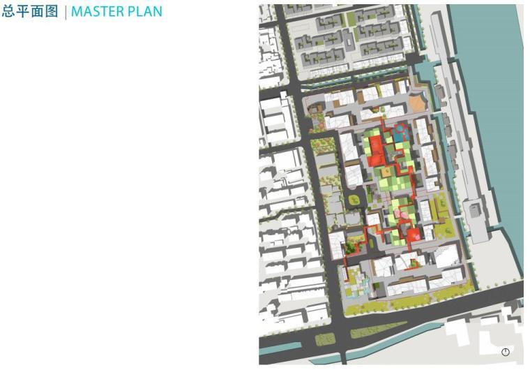 [江苏]大型现代风格多业态商业街区建筑方案_3