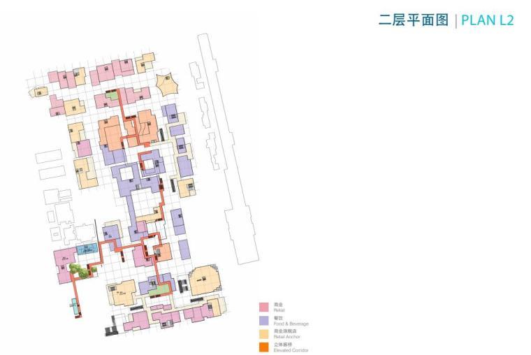 [江苏]大型现代风格多业态商业街区建筑方案_6