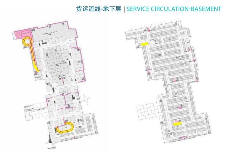 [江苏]大型现代风格多业态商业街区建筑方案_8