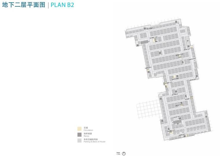 [江苏]大型现代风格多业态商业街区建筑方案_5