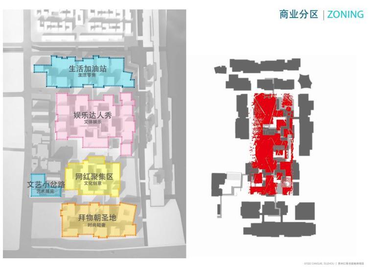 [江苏]大型现代风格多业态商业街区建筑方案_15