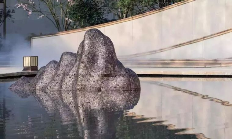 当下最流行的60款景观雕塑,原来是这样的哦_64