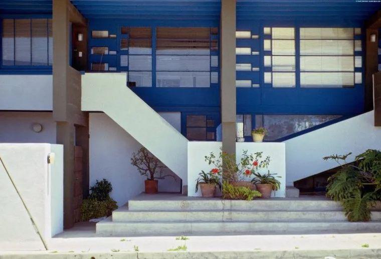 洛弗尔沙滩别墅:剖面设计 经典再读99_24