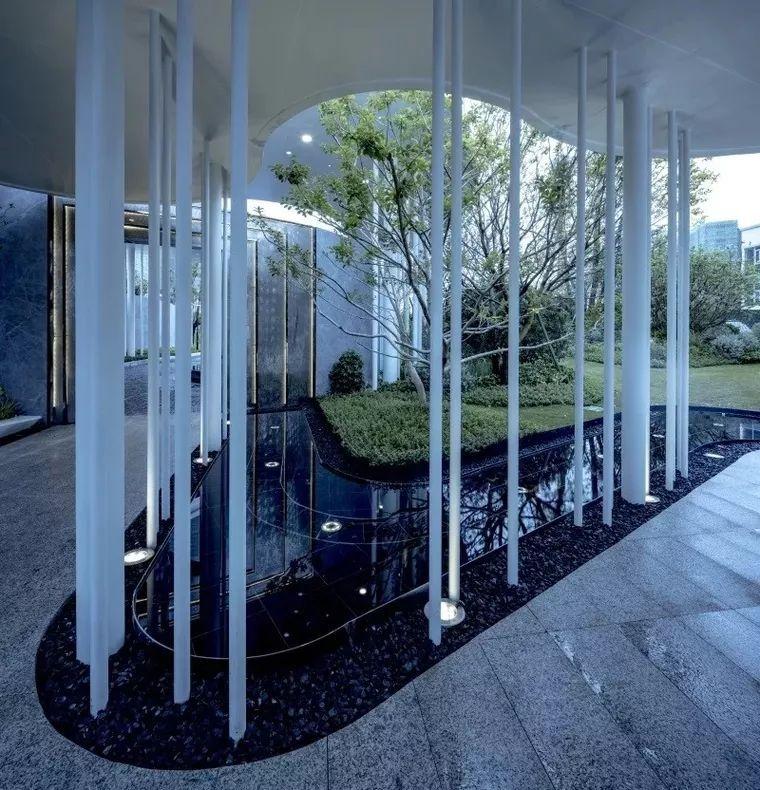 值得收藏的居住区景观植物配置方法!_37
