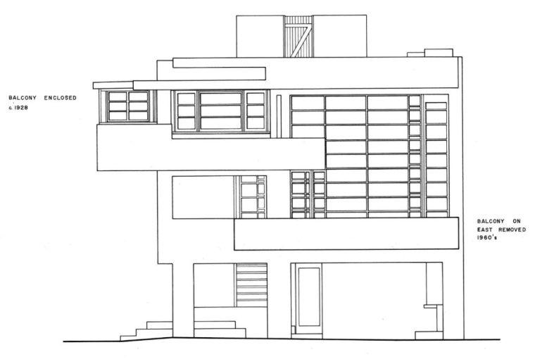 洛弗尔沙滩别墅:剖面设计 经典再读99_42