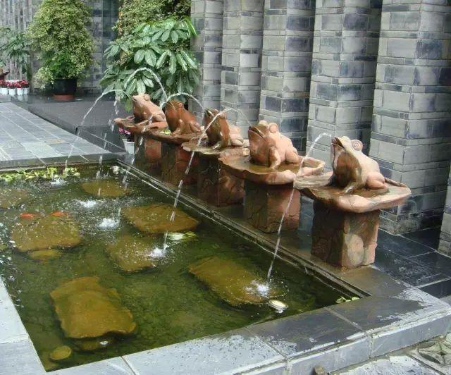 绝美庭院水景,太享受了!_5