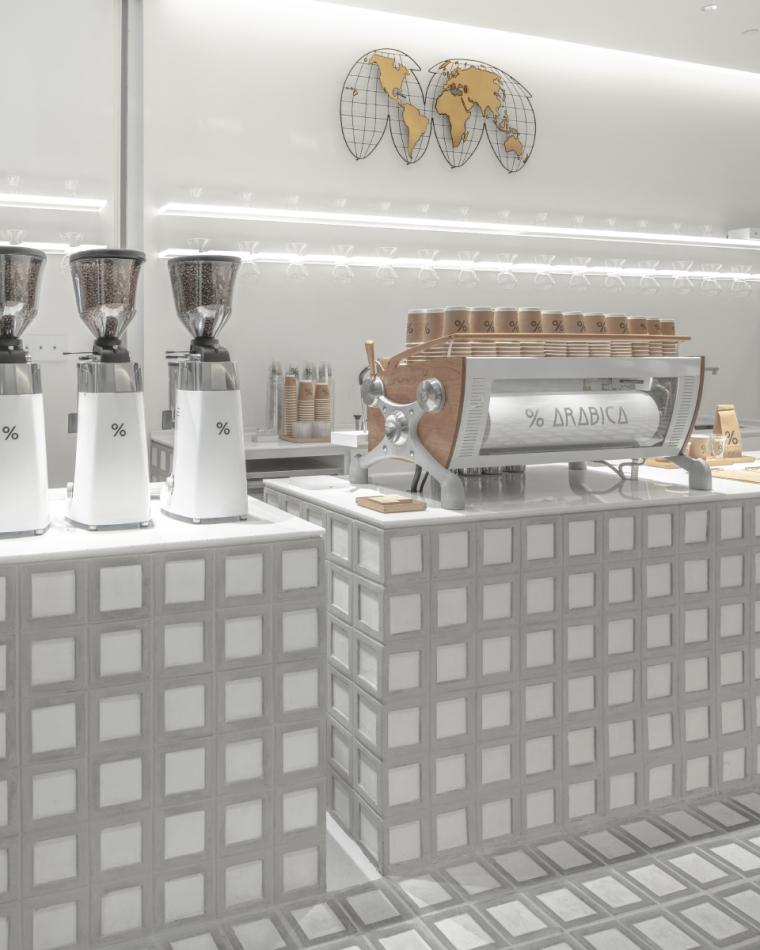 泰国%Arabica咖啡尚泰世界中心店_10