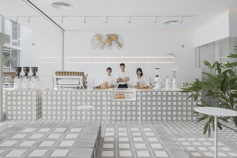 泰国%Arabica咖啡尚泰世界中心店_9