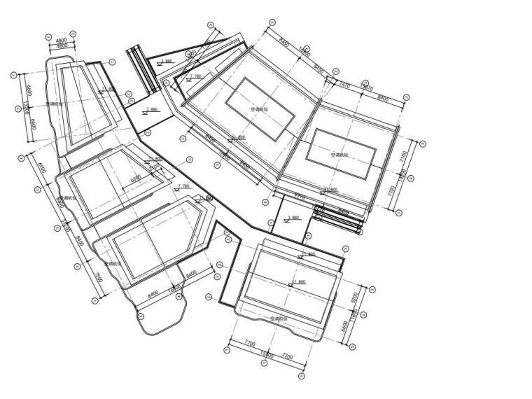 老街旧建筑改造利用-商墅-中式商业街施工图_13
