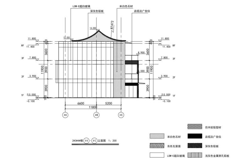 老街旧建筑改造利用-商墅-中式商业街施工图_8