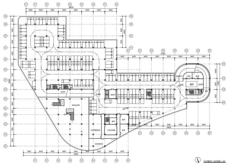 老街旧建筑改造利用-商墅-中式商业街施工图_15
