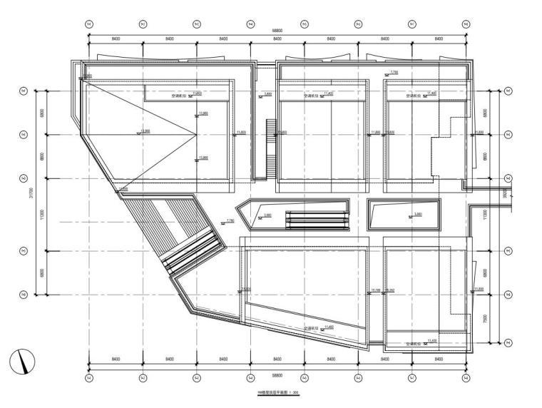老街旧建筑改造利用-商墅-中式商业街施工图_16