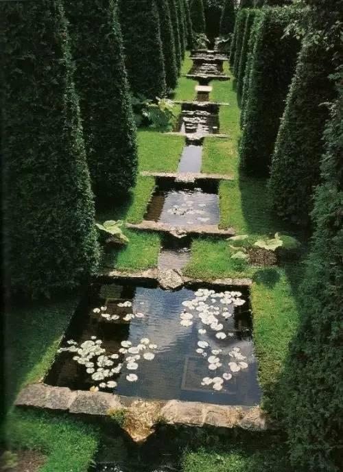 绝美庭院水景,太享受了!_15