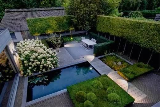 绝美庭院水景,太享受了!_14
