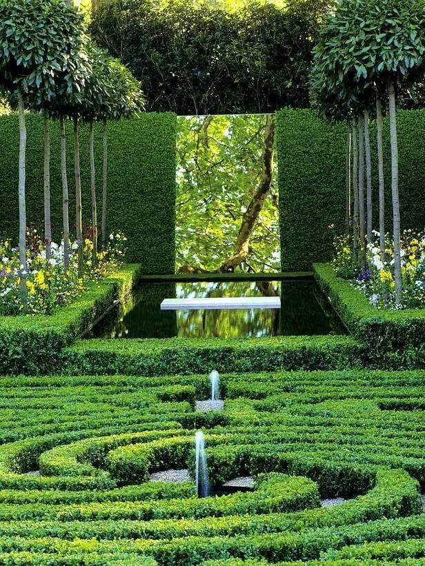 绝美庭院水景,太享受了!_28