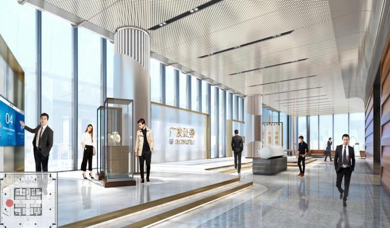 广发证券大厦新总部大楼室内装修设计方案二_1