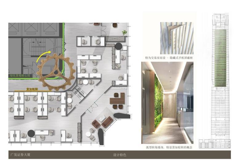 广发证券大厦新总部大楼室内装修设计方案二_9