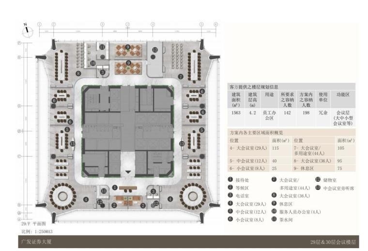 广发证券大厦新总部大楼室内装修设计方案二_2