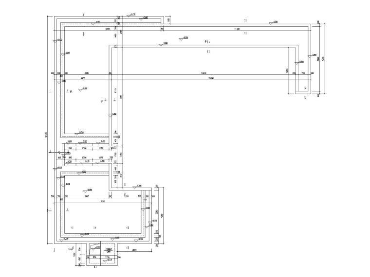 [昆明]示范区钢筋混凝土建筑结构施工图_3