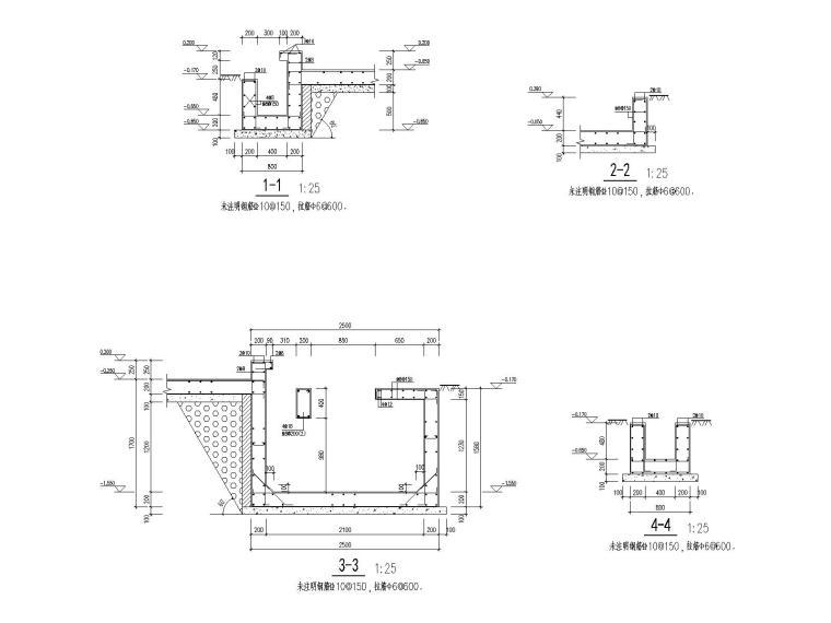 [昆明]示范区钢筋混凝土建筑结构施工图_4