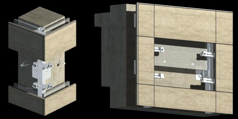 [名企]建筑工程营造工艺工法标准—幕墙篇_3