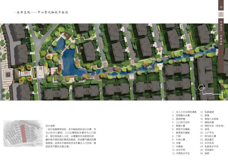 [四川]高端精致别墅区景观概念设计方案_4