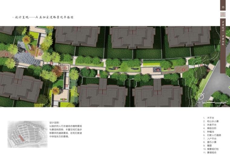 [四川]高端精致别墅区景观概念设计方案_10