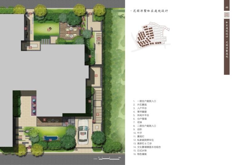 [四川]高端精致别墅区景观概念设计方案_12