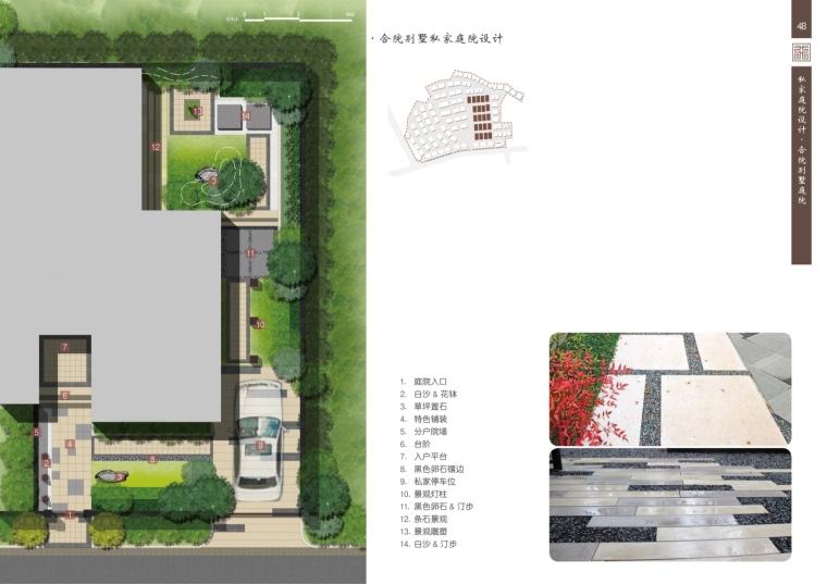 [四川]高端精致别墅区景观概念设计方案_15