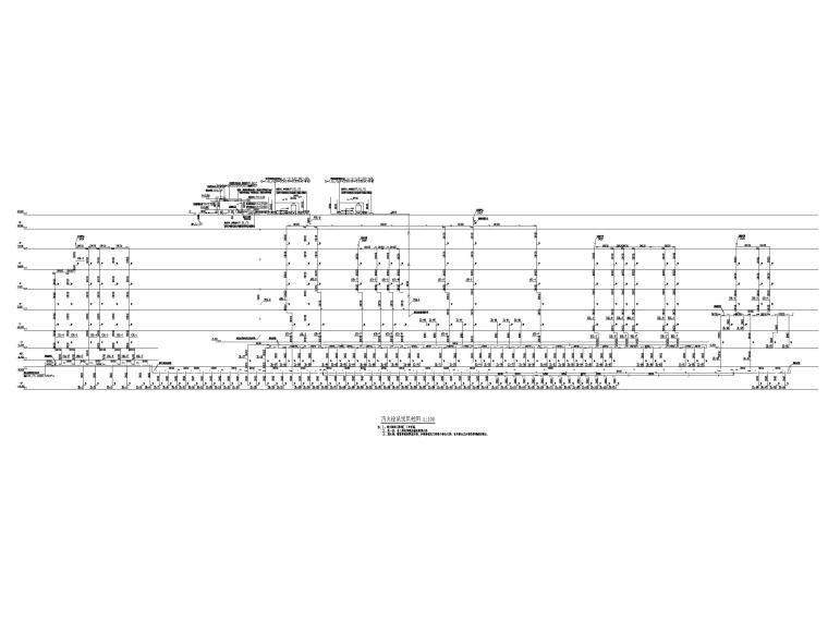 [贵州]旅游中心给排水消防系统设计图纸2020_6
