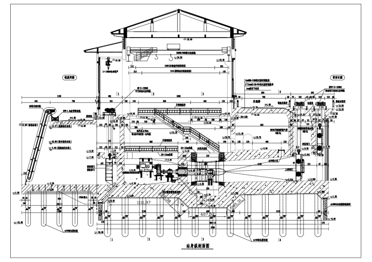 [安徽]泵站及节制闸主体高支模施工专项方案_2